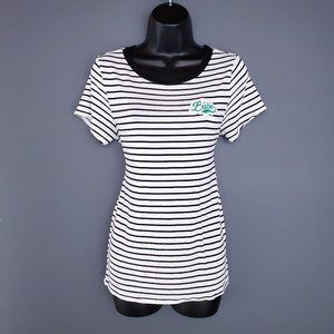 AMERICAN EAGLE Stiped Top T-Shirt BABE Soft & Sexy